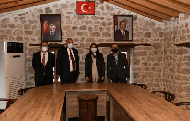 El Sanatları Müzesi ziyaretçilerine açıldı