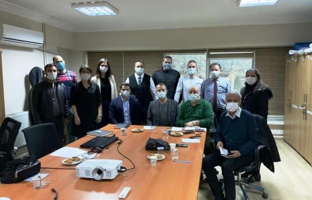 Hatay Büyükşehir'den deprem seferberliği