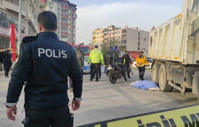 Samandağ'da feci kaza