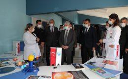 Vali Doğan, Antakya Bilim Merkezini ziyaret etti