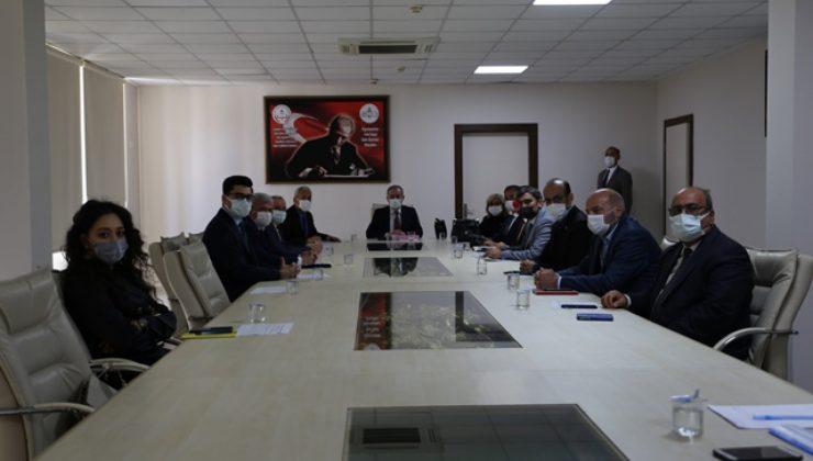 2. Hayat Boyu Öğrenme Komisyon toplantısı yapıldı