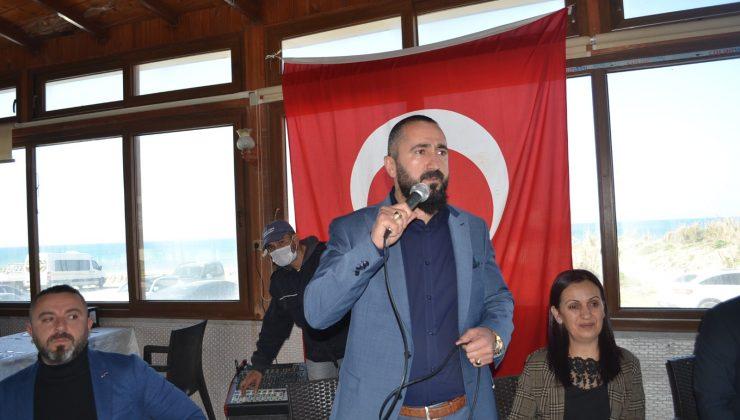 AK Parti Samandağlı gençlerle buluştu