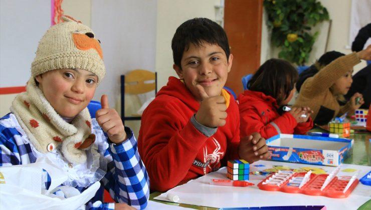 """Afrin'de """"Down Sendromu Farkındalık Günü"""" etkinliği"""