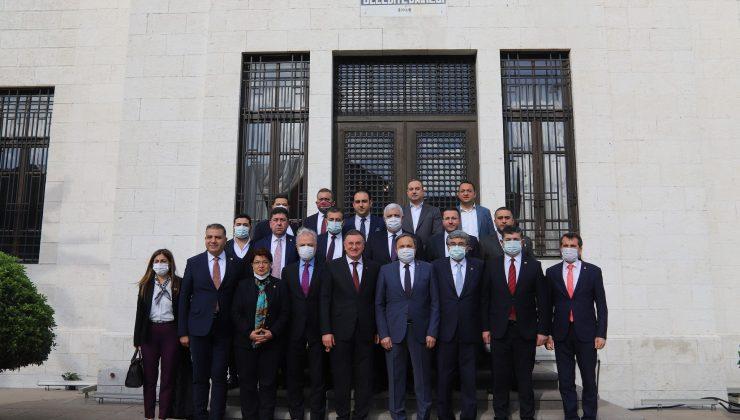 """""""HBB RANTI DEĞİL HALKI ÖN PLANDA TUTTU"""""""