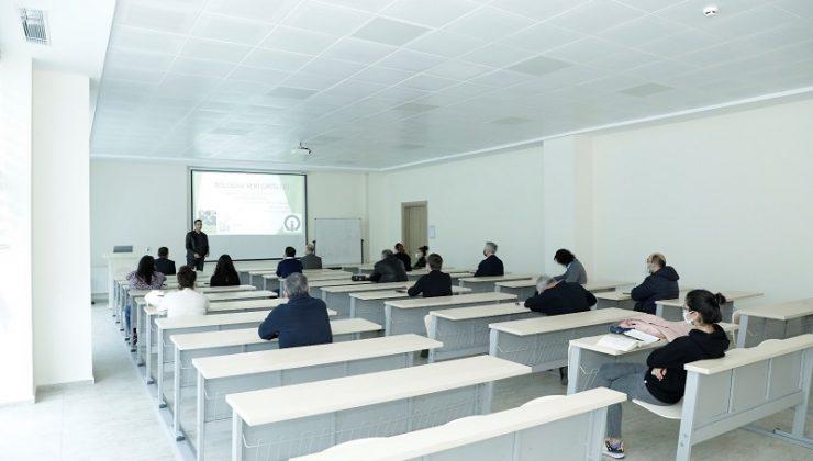 İSTE'de Birim Bologna Eğitimlerinin ikincisi yapıldı