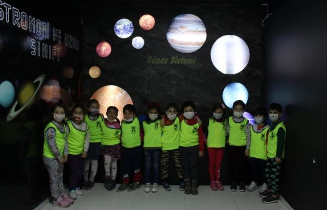 Antakya Bilim Merkezi İlk Ziyaretçilerini Ağırladı