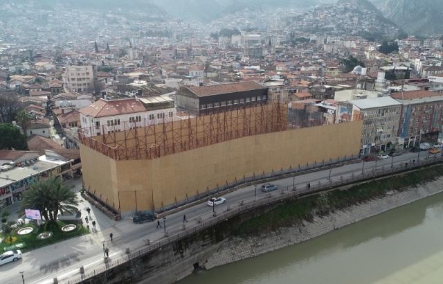 Kent Meydanı Antakya'ya Çok Yakışacak