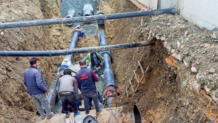 10 bin tonluk depoda bağlantılar tamamlandı