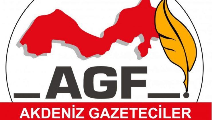 AGF Olağanüstü Kongresi Hatay'da yapılacak