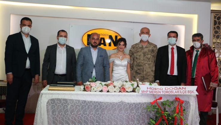 """Ahmet & Tuğba mutluluğa """"EVET"""" dedi"""