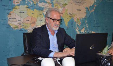 İTSO, Akdeniz Bölge Toplantısına Katıldı