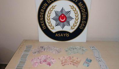 Kumar oynayan 19 kişiye 48 bin 847 lira ceza