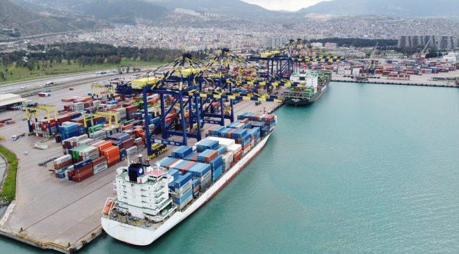 Limanda konteyner kapasitesi artırılacak