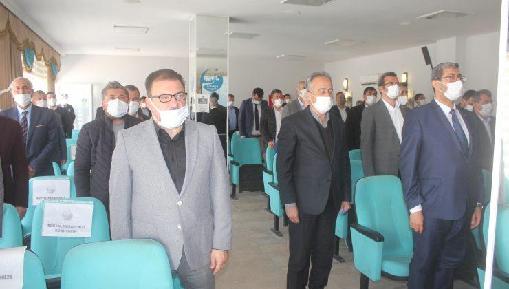 Antakya Belediye Meclisi'nde Üye Seçimi