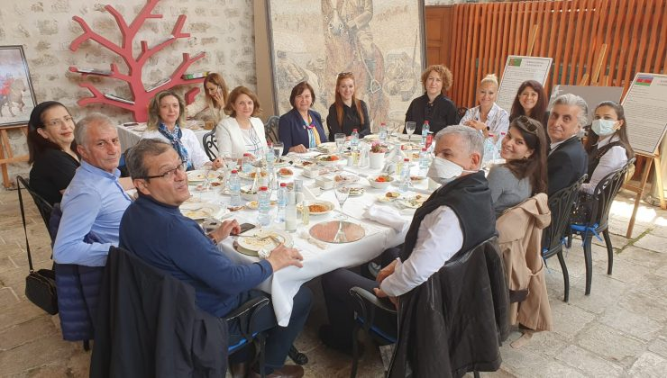 Rotary Kulübü, Nazan Savaş'ı ağırladı