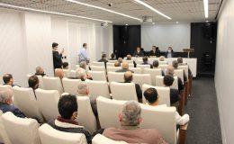 Zeytincilik sektörü temsilcileriyle toplantı