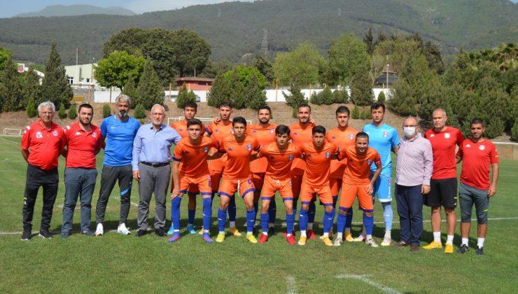 İskenderunspor, Ülkügücüspor'u 4-1'le geçti