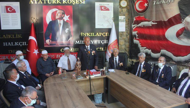GAZİLER NEVZAT ŞAHİN'İ UNUTMADI