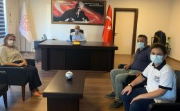 HATAY FEN LİSESİNDEN COVİD-19 ÇALIŞMASI