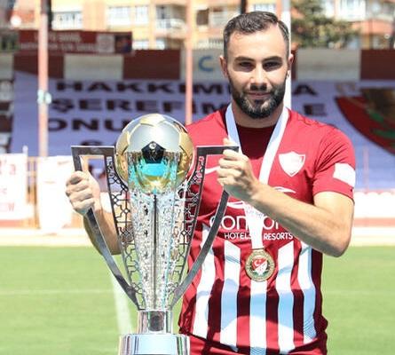 Selim Ilgaz Hatayspor'dan ayrıldı