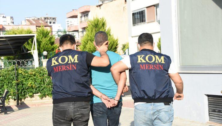 96 şüpheliden 21'i tutuklandı