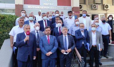 """""""CUMHUR İTTİFAKI TÜM HİZMETLERİN DESTEKÇİSİ"""""""