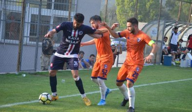 Antakya Belediyespor, İskenderun'u evinde mağlup etti 3-1