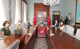 Çevre düzenlemesi toplantısı