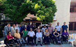 DEVA Antakya'dan engelli bireylere ziyaret