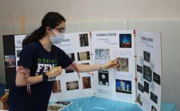 Dörtyol'da 4006 TÜBİTAK Bilim Fuarı ziyarete açıldı