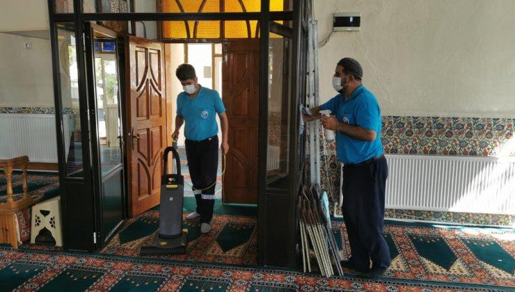 Ekiplerden kapsamlı temizlik çalışması