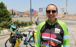 Elektrikli bisikletle Türkiye turu