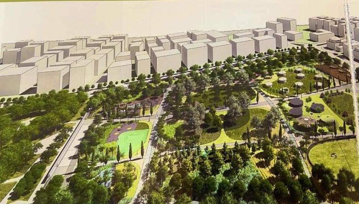 Hatay'da Millet Bahçesi Projesi başlıyor