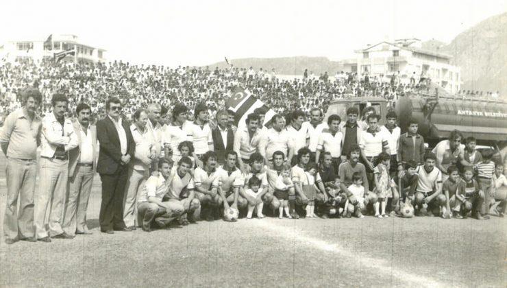 Hatayspor 6 şampiyonluk yaşadı