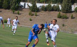 İskenderunspor, Gaziantep Ankas'a 2-1 mağlup oldu