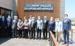 Madenli Yat Limanı ve Su Sporları Merkezi açıldı
