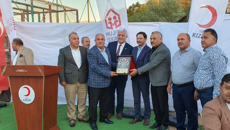 """Reyhanlı'da Girişimcilik Ağ Kurma Etkinliği"""" programı"""