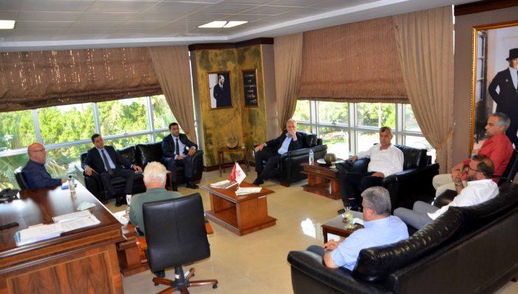 Türk Eximbank'tan İTSO'ya ziyaret