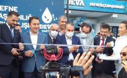 DEVA Defne İlçe Binası Açıldı!