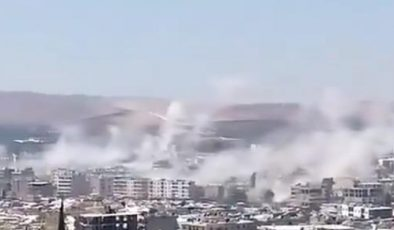 Afrin'de sivillere saldırı: 7 yaralı