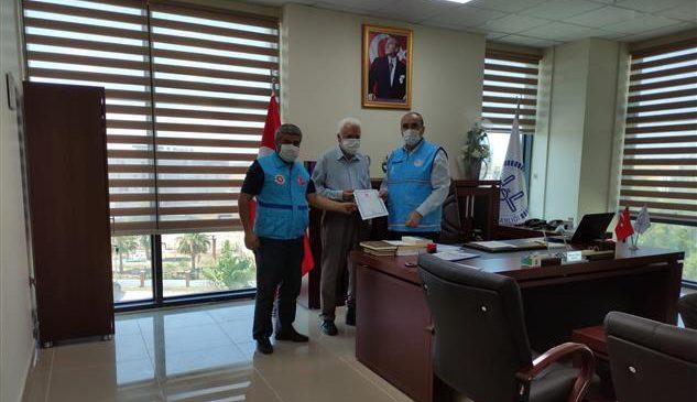 Arsalarını Türkiye Diyanet Vakfına Bağışladılar