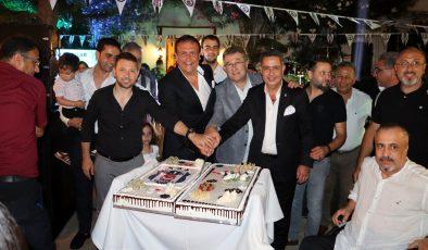 Hataylı Beşiktaşlılardan Şampiyonluk Kutlaması