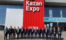 İTSO Başkanı Yılmaz Expo'ya katıldı