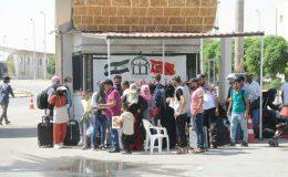 Suriyelilerin dönüşleri başladı