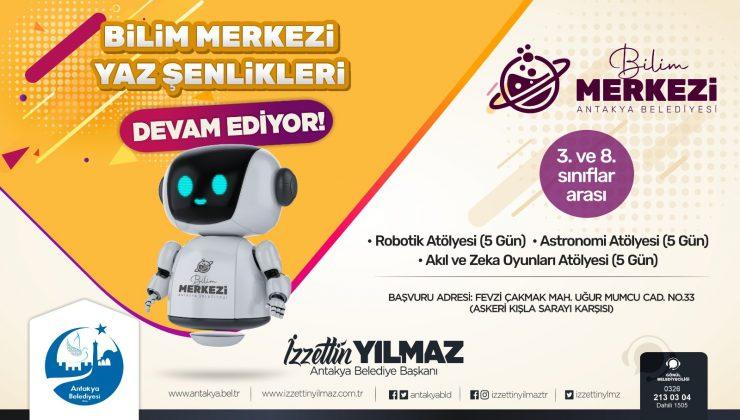 YAZ ŞENLİKLERİ 2. ETABI BAŞLIYOR