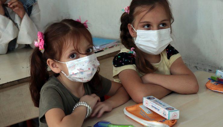 500 Suriyeli çocuğa diş bakım seti