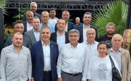 CHP'liler toplantıda buluştu