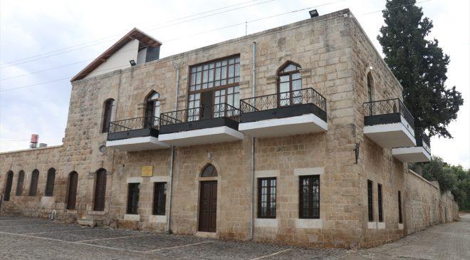Cemil Meriç Kültür Evi'nin açılışı yapıldı