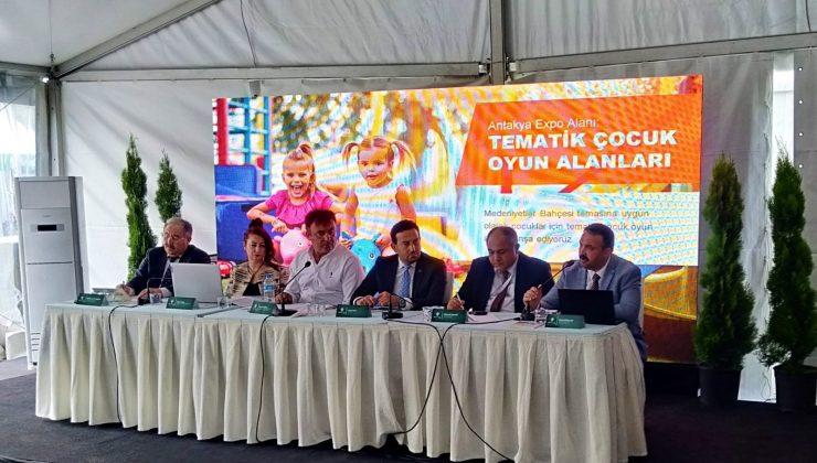 EXPO 2021 Hatay'ın Tanıtımları Sürüyor