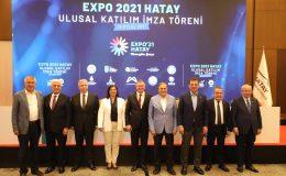 CHP'li Büyükşehir Belediye Başkanlarından HATAY'DA ORTAK BİLDİRGE